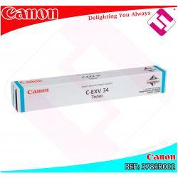 CANON TONER COPIADORA CIAN C-EXV34 IRC/2020/2030