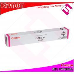 CANON TONER COPIADORA MAGENTA C-EXV34 IRC/2020/2030