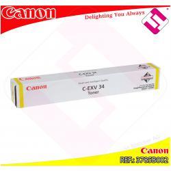 CANON TONER COPIADORA AMARILLO C-EXV34 IRC/2020/2030