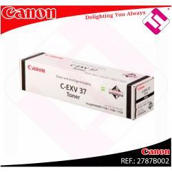 CANON TONER COPIADORA NEGRO C-EXV37 IR/17XXI