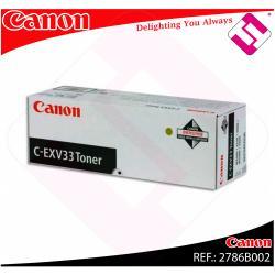 CANON TONER COPIADORA NEGRO C-EXV32