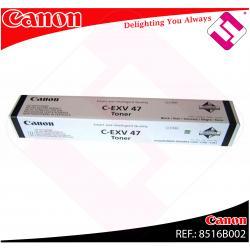 CANON TONER NEGRO IR-C250I / 350I 19.000K CEXV47