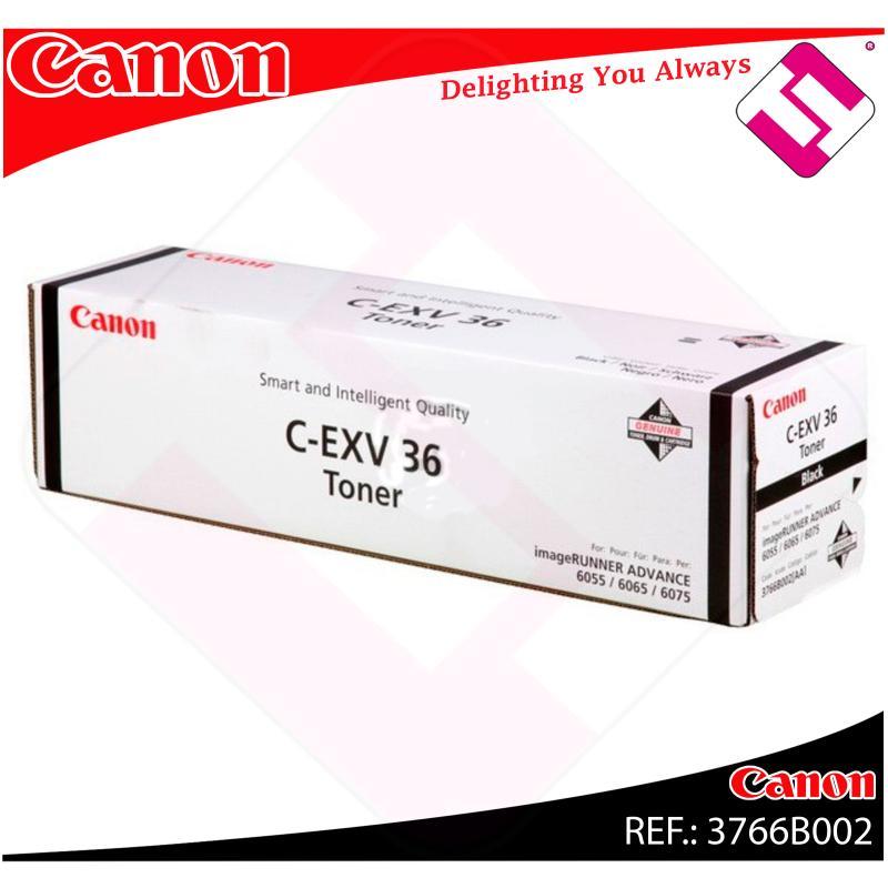 CANON TONER COPIADORA IR6055 CEXV36 56.000 PAGINAS