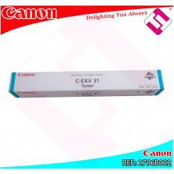 CANON TONER COPIADORA IR C7055I/C7065I CIAN CEXV31