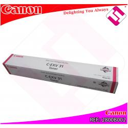 CANON TONER COPIADORA IR C7055I/C7065I MAGENTA CEXV31