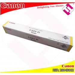 CANON TONER COPIADORA IR C7055I/C7065I AMARILLO CEXV31