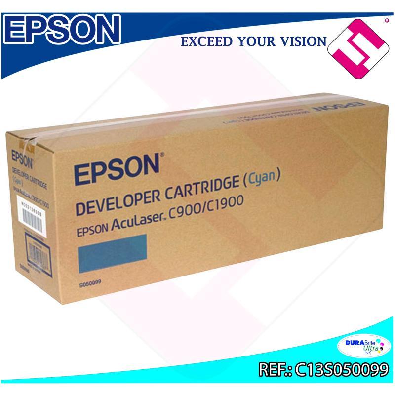 EPSON TONER LASER CIAN 4.500 PGINAS ACULASER C/900/1900
