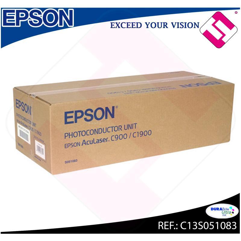 EPSON TAMBOR LASER ACULASER C/900/1900