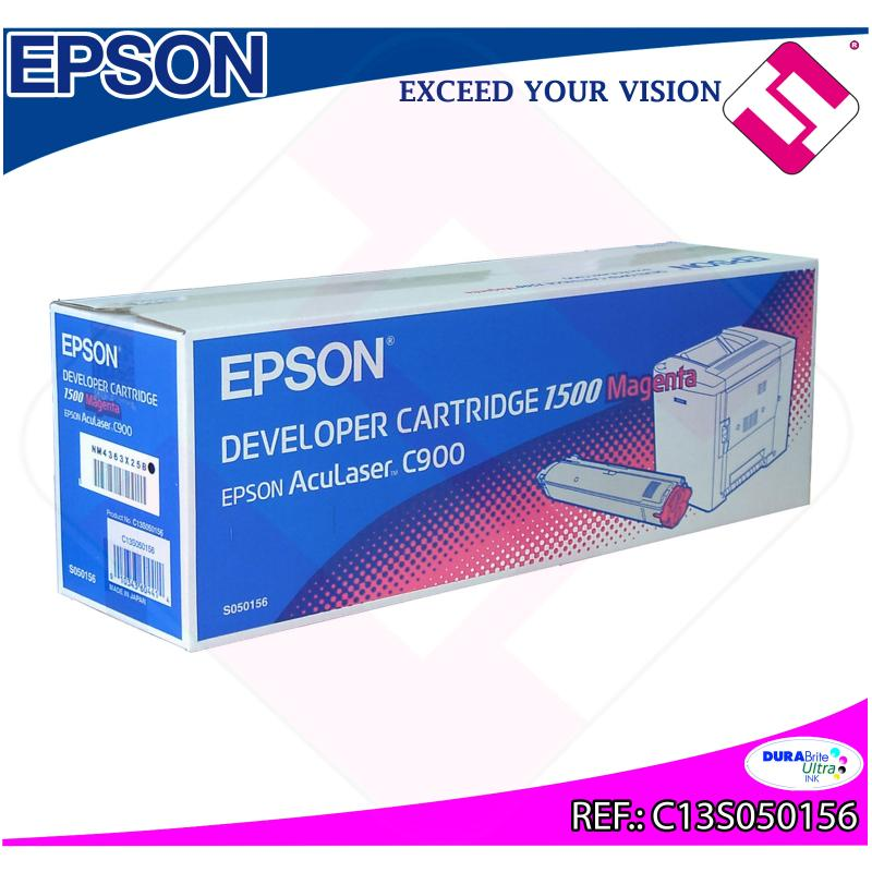 EPSON TONER LASER MAGENTA 1.500 PGINAS ACULASER C/900