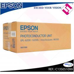 EPSON TAMBOR LASER NEGRO 20.000 PAGINAS EPL/6200/6200L ACULA