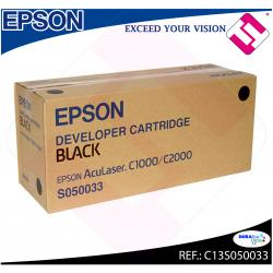 EPSON TONER LASER NEGRO 6.000 PAG ACULASER C/1000/2000 EXTIN
