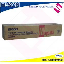 EPSON TONER LASER MAGENTA 6.000 PAGINAS ACULASER C/8500/8600