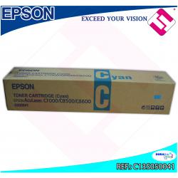 EPSON TONER LASER CIAN 6.000 PAGINAS ACULASER C/8500/8600