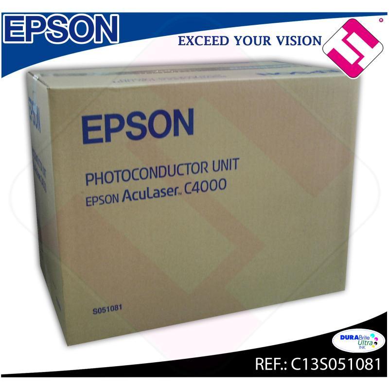 EPSON TAMBOR LASER ACULASER C/4000