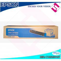 EPSON TONER LASER CIAN 12.000 PAGINAS ACULASER C/9100