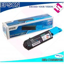 EPSON TONER LASER CIAN 1.500 P GINAS ACULASER/C1100/X11