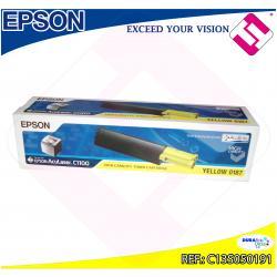 EPSON TONER LASER AMARILLO 1.500 PGINAS ACULASER/C1100/X11