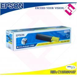EPSON TONER LASER AMARILLO 4.000 PAGINAS ACULASER/C1100/X11