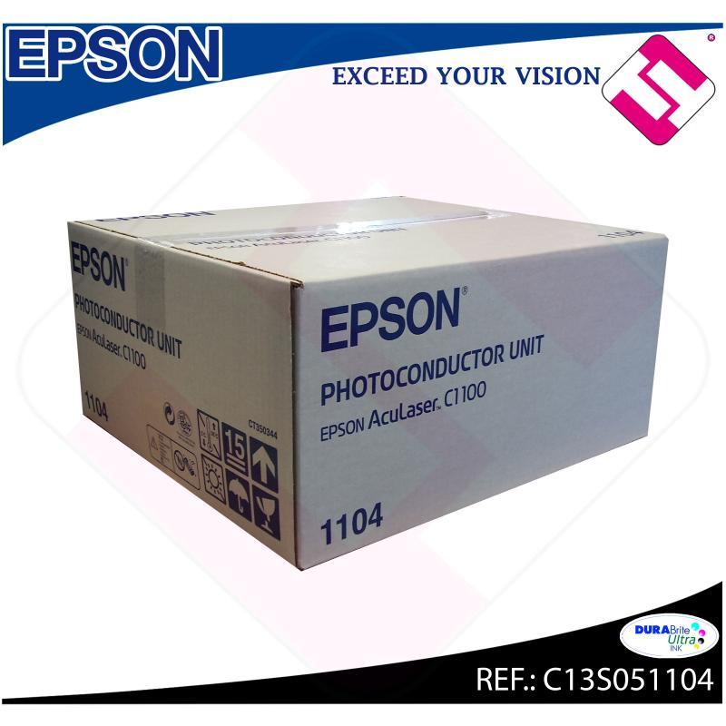 EPSON TAMBOR LASER 10.500 P GINAS ACULASER/C1100 CX/11N/21