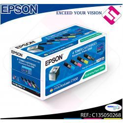EPSON TONER LASER RAINBOW PACK ACULASER C/1100/X11N