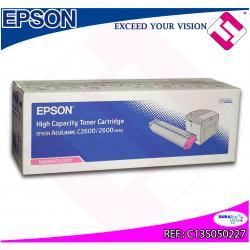 EPSON TONER LASER MAGENTA 5.000 PAGINAS ACULASER/2600N/C2600