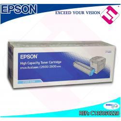 EPSON TONER LASER CIAN 5.000 PAGINAS ACULASER/2600N/C2600N