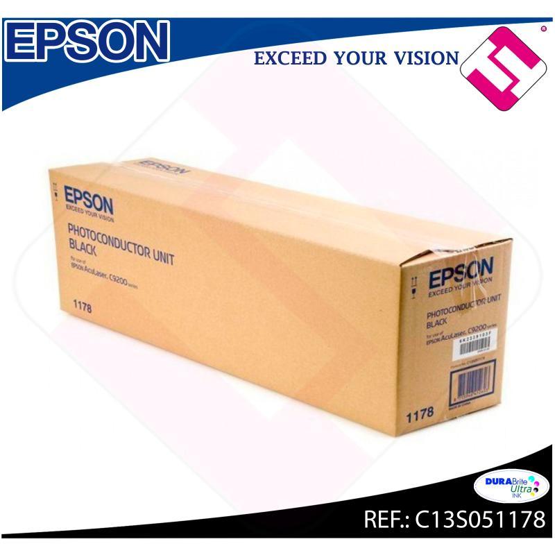 EPSON TAMBOR LASER NEGRO 30.000 PAGINAS ACULASER C/9200D3TNC