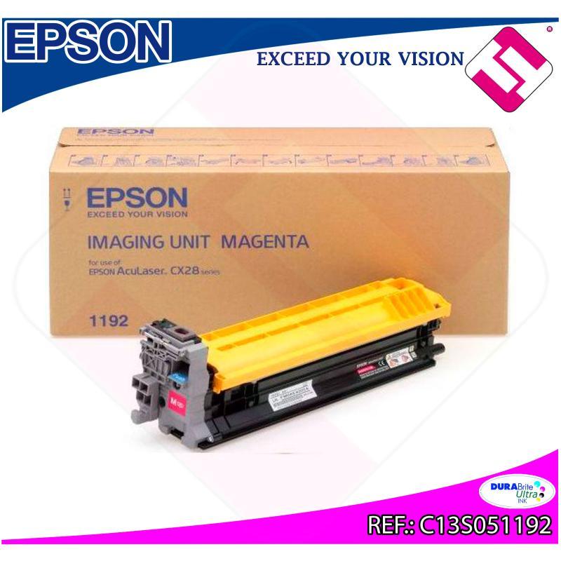 EPSON TAMBOR LASER MAGENTA 30.000 PAGINAS ACULASER/CX28DN