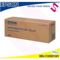 EPSON TAMBOR LASER AMARILLO 30.000 PAGINAS ACULASER C/3900N