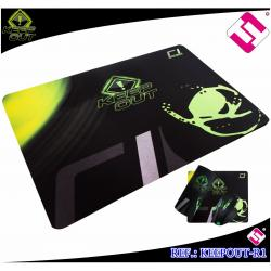 ALMOHADILLA R1 GAMING KEEP OUT 250X210X3MM RATON ALFOMBRILLA MOUSE PROFESIONAL