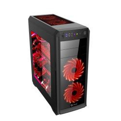 Talius caja Atx gaming Vorttex USB 3.0 sin fuente