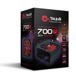 Talius fuente alimentacion 700w 80+ bronze