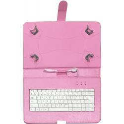 """Talius funda con teclado para tablet 10"""" CV-3006 p"""