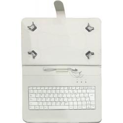 """Talius funda con teclado para tablet 10"""" CV-3006 w"""