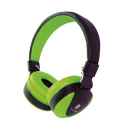 Talius auricular TAL-HPH-5005 con microfono green