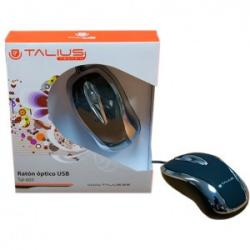 Talius raton 605 optico USB black