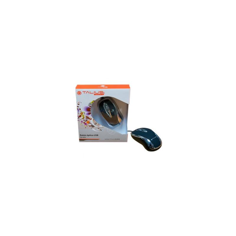 Talius raton 605 optico USB black