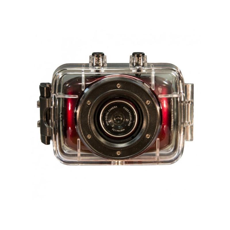 Talius sportcam 720P HD red