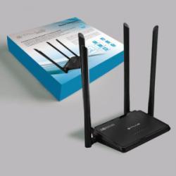 Talius router wireless N 300M 4 puertos RT-300-N4D
