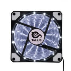 Talius ventilador caja 15 led FAN-03 12cm white