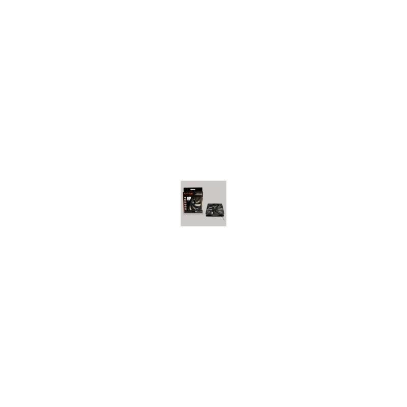 Talius ventilador caja FAN-01 12cm black