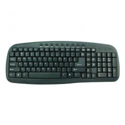 Talius teclado 838 Multimedia black USB