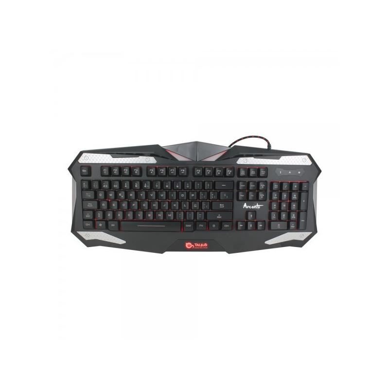 Talius teclado gaming Arconte USB black