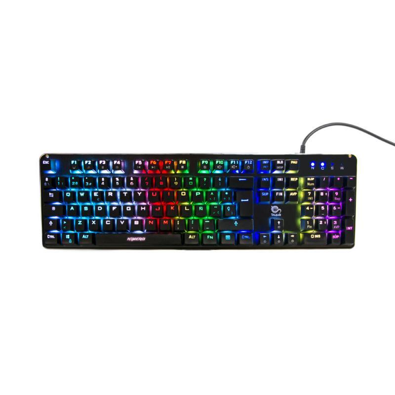 Talius teclado gaming Kimera mec�nico RGB switch K