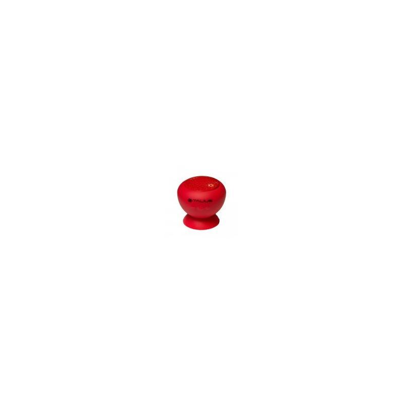 Talius altavoz W1 silicona bluetooth red