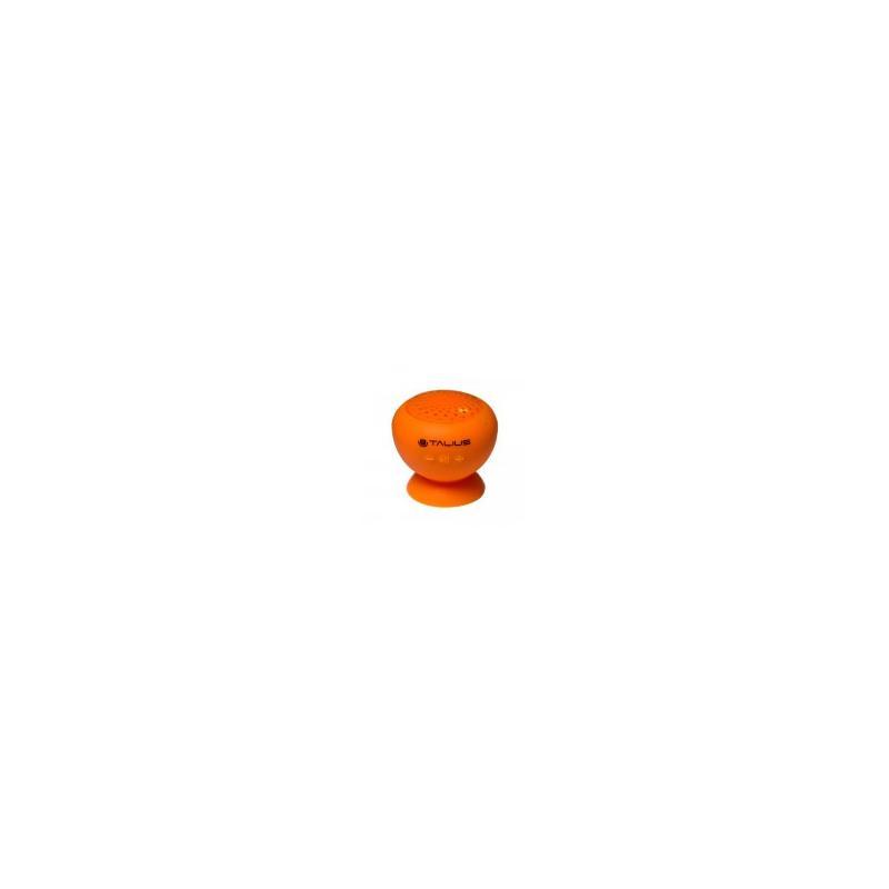 Talius altavoz W1 silicona bluetooth orange