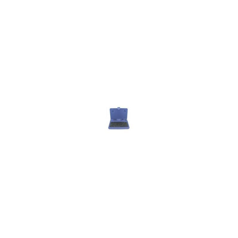 """Talius funda con teclado para tablet 7"""" CV-3003 bl"""