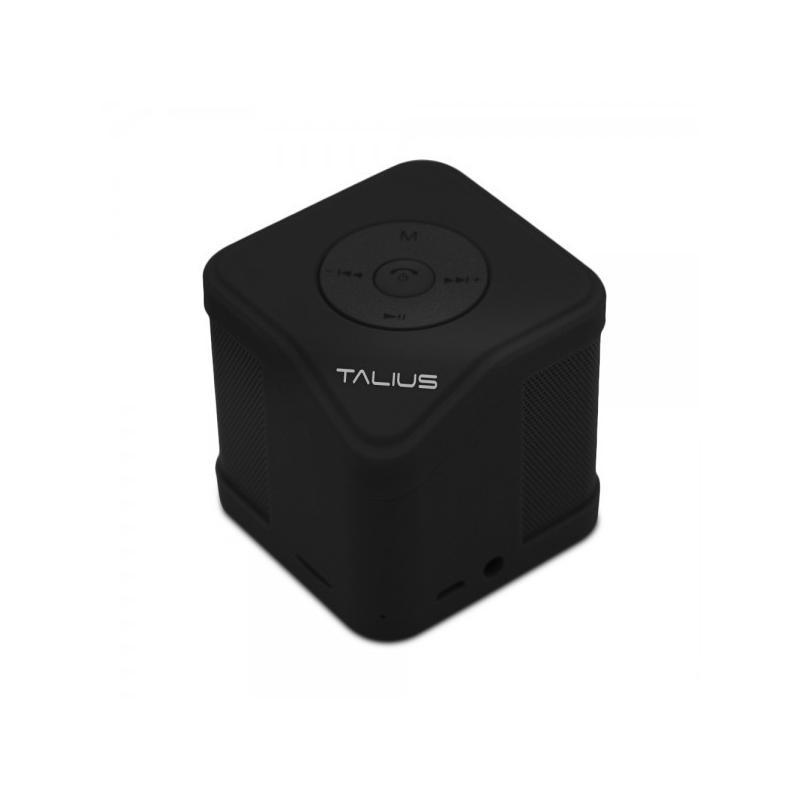 Talius altavoz Cube 3W bluetooth black