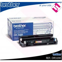 BROTHER TAMBOR LASER NEGRO 25.000 PAGINAS HL-/5340D/5370DW/5