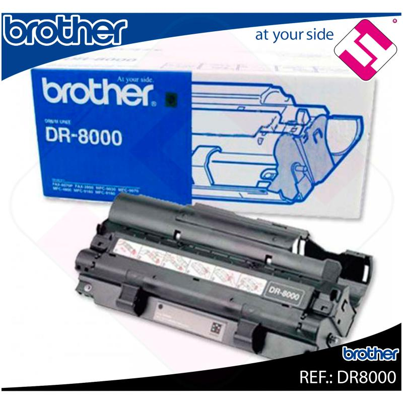 BROTHER TAMBOR LASER NEGRO 20.000 PAGINAS MFC/DCP/9070/9160/